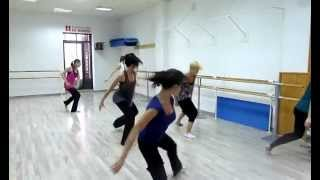 """Waiting"" Cheryl Cole - Choreography by Anahí Cabido"