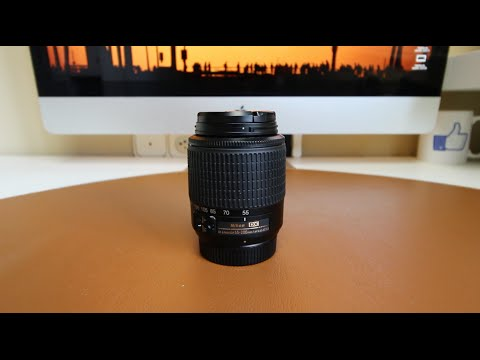 Nikon AF-S DX Nikkor 55-200mm f/4-5.6G ED | Revisión y prueba