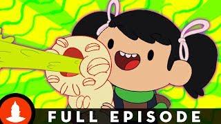 "An Evil Grub Invades The Hideout in ""Dimension Garden"" - (Bravest Warriors Season 2 Ep. 9)"