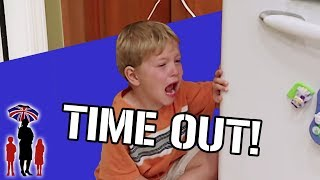 Incredibly Challenging Time-Out | Supernanny