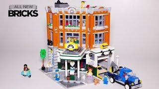 Lego Creator Expert 10264 Corner Garage Speed Build