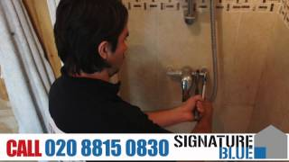 preview picture of video 'Signature Blue Plumbing and Heating Services North West and Northwest London'