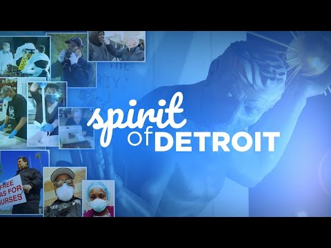 'Spirit of Detroit' special showcases Metro Detroiters' courage and kindness