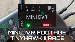 Sample footage of Mini DVR connected to my Fatshark Teleporter V3. Feat Tinyhawk II Race! Enjoy FPV