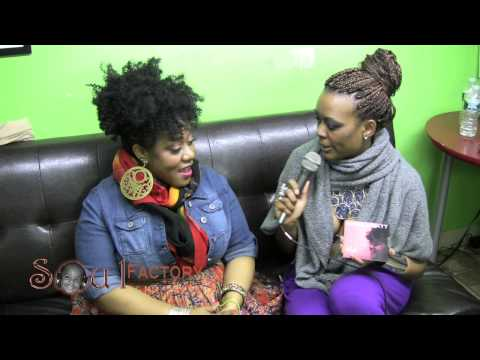 Soul Factory presents... Amma Whatt pre-show interview