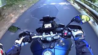 Prova Yamaha Tracer Gt 900