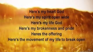 Break Open (feat. Jon Egan) - Desperation Band (Worship Song with Lyrics)