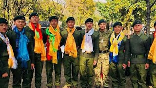(2018 Intake)Gurkha Central Selection In Pokhara Doko Carry.