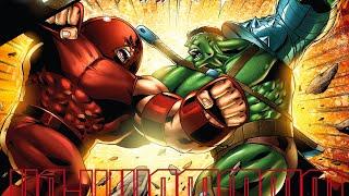 Worldbreaker Hulk vs All The X-Men! (World War Hulk Vol 2: X-Men)