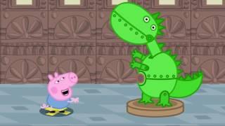 Peppa Pig Russian episodes 35 minutes Свинка Пеппа на русском все серии подряд около 35 минут # 5
