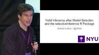 Valid Inference after Model Selection and the selectiveInference Package
