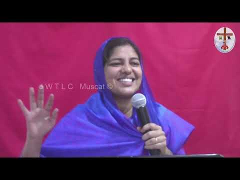 அன்னாளிடம் கற்றுக்கொள் | Learn from Hanna | Sis. Eben Santhosh (VMM) | JWTLC Muscat Tamil Church