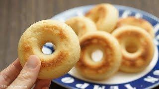グルテンフリー米粉焼きドーナツの作り方│BakedRiceFlourDonutsGluten-free