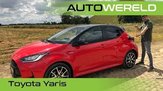 Toyota Yaris (2020) review met Andreas Pol | RTL Autowereld test