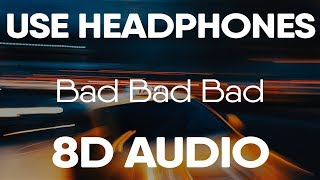 Young Thug   Bad Bad Bad Ft. Lil Baby (8D Audio)