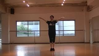 瀬稀先生のダンスレッスン〜振付中2振り練習〜のサムネイル画像