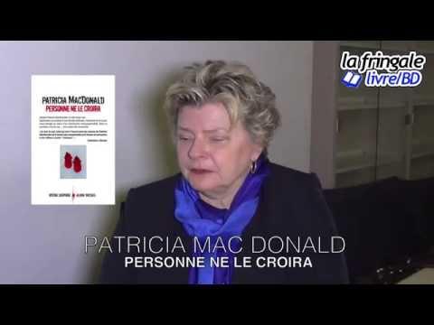 Vidéo de Patricia MacDonald