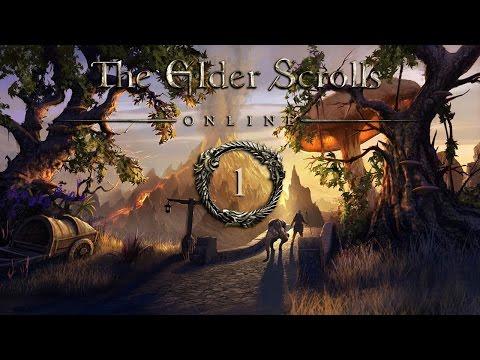 The Elder Scrolls Online: Tamriel Unlimited (Ebonheart Pact) Cutscenes Movie/Story Walkthrough 1/3