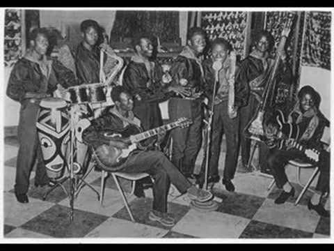 Mbongo Na Ngai Judas (Franco) – Franco & L'O.K. Jazz 31-1-1959
