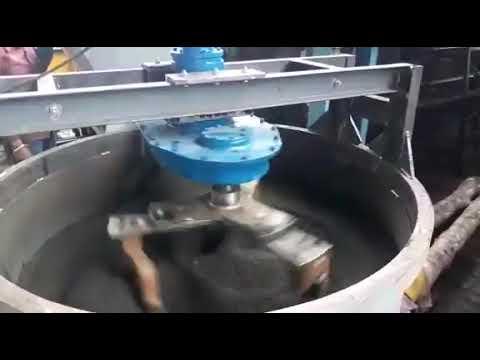 Planetary Type Concrete Mixer