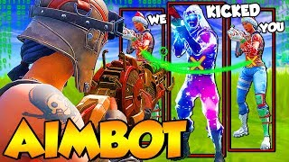 I got Kicked from FaZe Clan for Aimbot?! (PART 2)