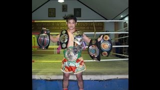Anuwat Kaewsamrit: Devastating Charge KO Setup