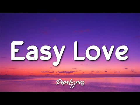 Goldensuns - Easy Love (Lyrics) 🎵