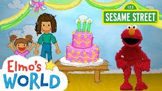 Sesame Street: Birthdays | Elmos World
