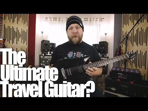 The Ultimate Travel Guitar?