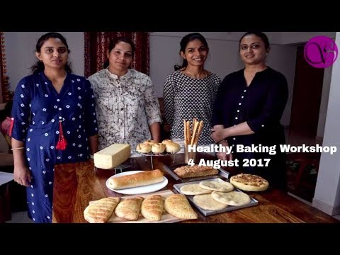 Join Healthy Baking Classes for Beginners - YouTube