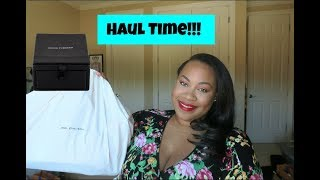 Luxury Haul⎮Balenciaga & David Yurman!!
