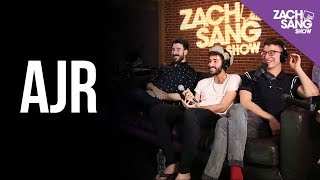 AJR Talks Burn The House Down, Sober Up & Rivers Cuomo