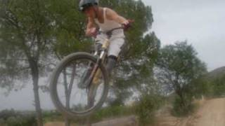 preview picture of video '100 % Benidoleig & 100 % Dirt Jump'