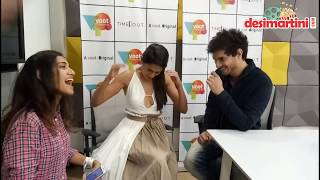 In conversation With the cast of Time Out | Sarah-Jane Dias | Tahir Bhasin |
