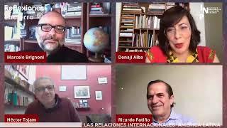 """""""Las Relaciones Internacionales en América Latina""""."""