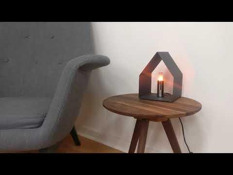 Veneto lanterne med Flammelys fakkel