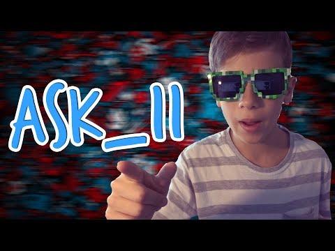 Proč natáčím na YouTube?! | ask_11