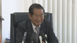 やることやった元知事の石原慎太郎さん