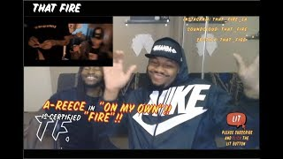 A Reece   On My Own (Thatfire Reaction)