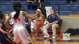 Week 3 - Girls Basketball - Little Elm Lobos at McKinney North Bulldogs