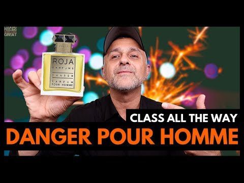 Roja Parfums Danger Pour Homme Parfum Fragrance Review | Full Bottle USA Giveaway