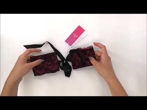 Pouta Roseberry Cuffs - Obsessive