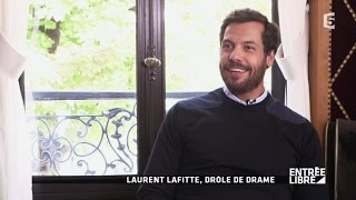 Laurent Lafitte: portrait - Entrée libre