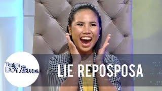 Gambar cover TWBA: Fast Talk with Lie Reposposa
