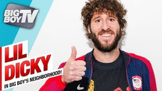 BigBoyTV - Lil Dicky on 'Freaky Friday' w/ Chris Brown, Online Dating & Driving a Toyota