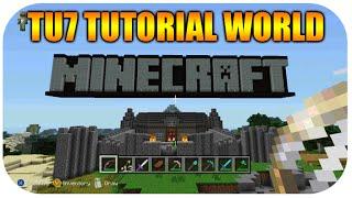 minecraft xbox 360 old tutorial world - TH-Clip