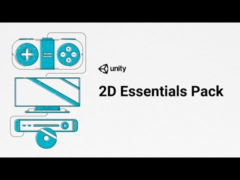Introduction to 2D Essentials - Unity