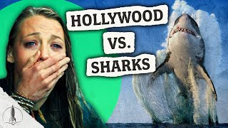 JAWS, Shark Week, & SharkFest: How Hollywood Demonized Sharks and Shaped Our Perceptions…