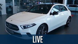 Ver o vídeo Live: Mercedes-Benz Classe A250 Vision 2019