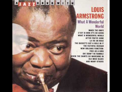 On the Sunny Side of the Street (Song) by Louis Armstrong